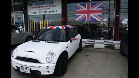 St Mini st auto bmw mini r53 cooper s white matte union