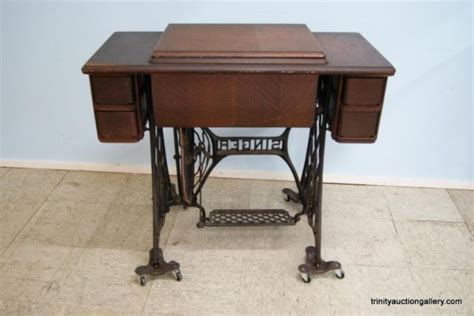 antique singer sewing machine in cabinet antique treadle singer sewing machine cabinet