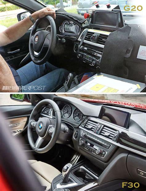 bmw g20 interior 次期3シリーズ g20 スパイショット 30代妻子持ちリーマンのbmw 320d 購入記