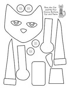 pete the cat september cat pattern cat