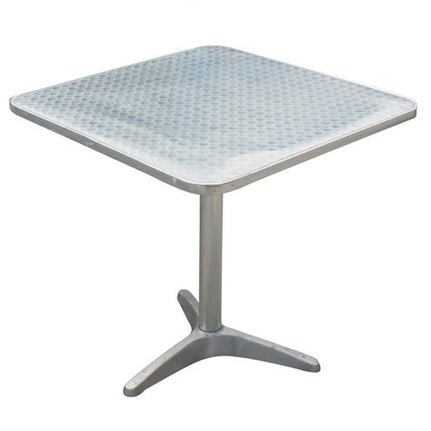 dining table brushed stainless steel dining table