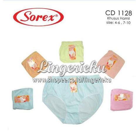 Celana Dalam Sorex 1128 celana dalam wanita ibu merek sorex 1128 harga