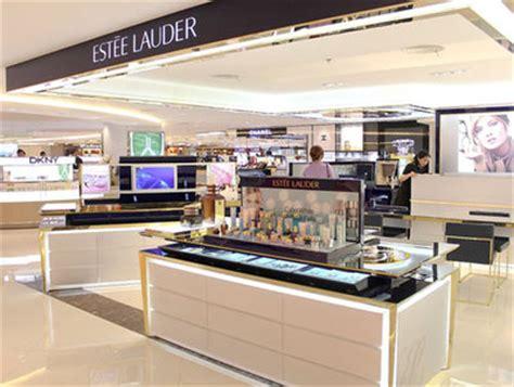 Counter Estee Lauder est 233 e lauder chairman focus expansion efforts on where