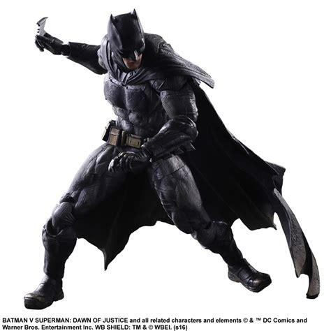 Figure Play Arts Ww Batman Vs Superman batman v superman of justice batman play arts figure