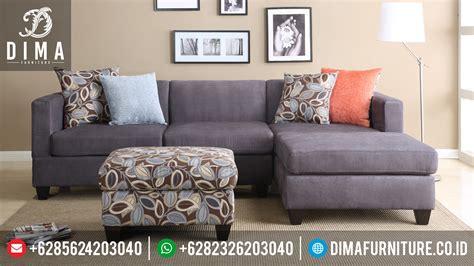 Kursi Sofa Sudut Terbaru sofa sudut l minimalis modern sofa tamu minimalis terbaru