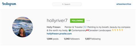 bio instagram art how to snap your way to art success on instagram artwork