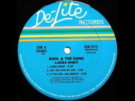 Ladies night kool and the gang video free