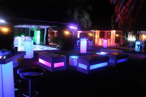 nightclub couches lounge bar furniture rental miami fort lauderdale