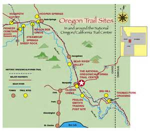 national oregon california trail center gt gt local trail