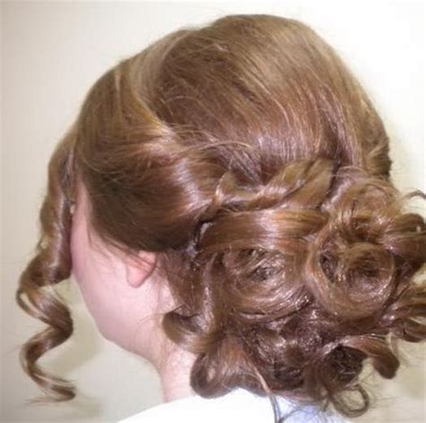 homecoming hairstyles for mixed hair curly up hairstyles