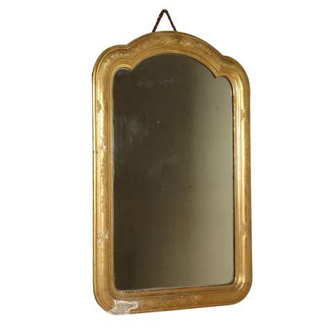 cornici specchio specchiera dorata specchi e cornici antiquariato