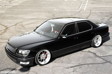 lexus ls400 modified style vincent shumai s lexus ls400 stancenation