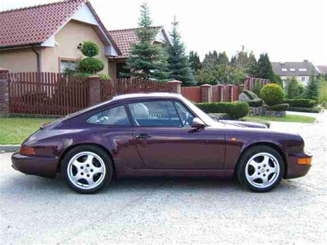 Porsche 911 964 Kaufen by Porsche 911 964 2 3 6 250ps Porsche Cars Tolle
