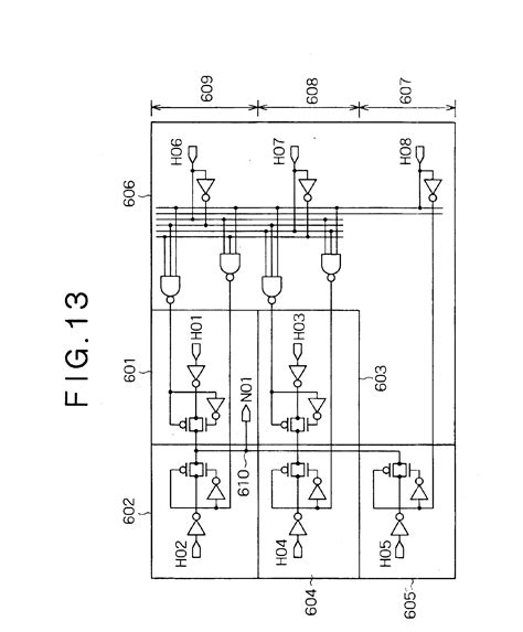 layout using cell hierarchy patent us6885045 layout structure of multiplexer cells