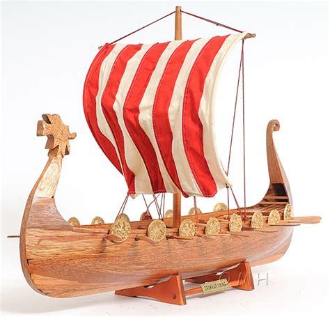 viking longboat model drakkar viking longboat ship model 24in