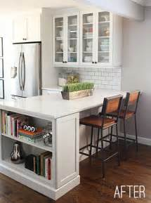 kitchen island shelves 19 must see practical kitchen island designs with seating