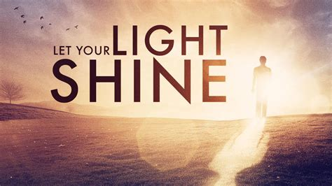 Shine Your Light On Me by Let Your Light Shine Next Step Ministries