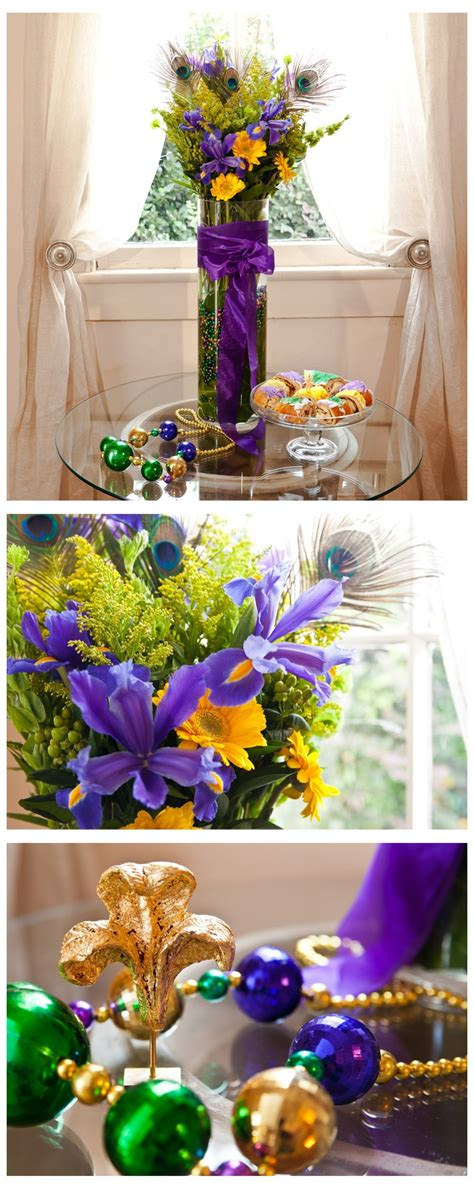 Mardi Gras Centerpiece Things You Think I Would Like Mardi Gras Centerpieces