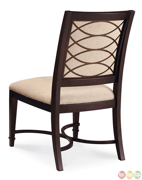 Formal Dining Chairs Intrigue Transitional Contemporary Wood Formal Dining Furniture Set Upholstered Chairs