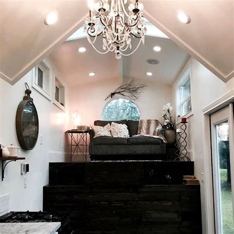 glamorous tiny house vintage glam tiny house by tiny heirloom