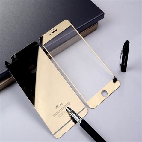 Tempered Glass Iphone 6plus Front An Back front back tempered glass for iphone 4s 5 5s 6 6plus