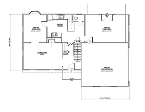House Design Plans With Measurements by Our Process Pb Architects