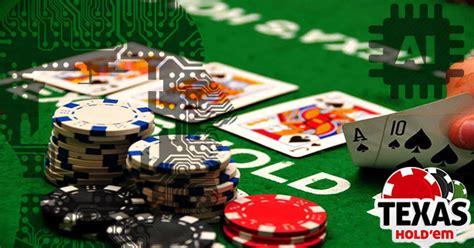 ai  solved texas holdem poker machine