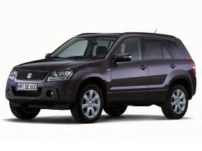 Grand Suzuki Vitara Suzuki Grand Vitara 5 Doors 2008 2009 2010 2011 2012