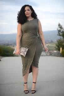 The best dress styles for curvy figures