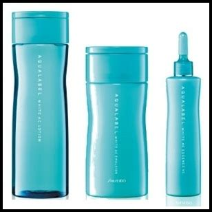 Shiseido Aqualabel Acne Care Whitening Emulsion 130ml and adventures shiseido aqualabel is coming