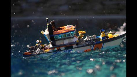 boat sinking statistics sinking lego boat youtube
