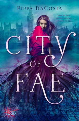 of the fae books city of fae by pippa dacosta reviews discussion