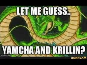 Yamcha Meme - yamcha memes yamcha just keeps dying yamchas best moves