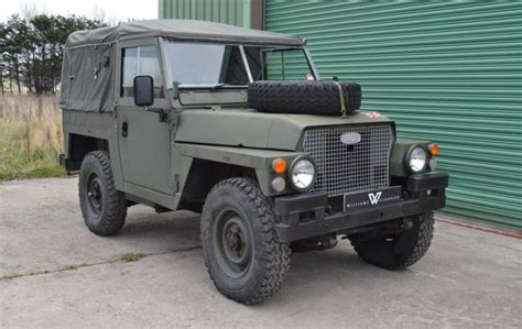lightweight land rovers for sale land rover series 3 lightweight in great condition