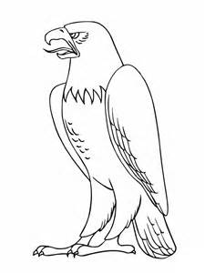 bald eagle coloring page free printable bald eagle coloring pages for