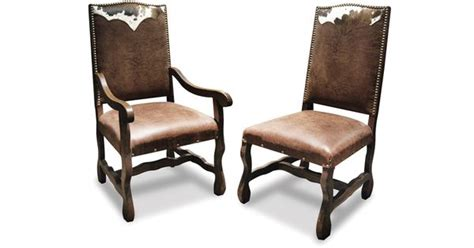 Cowhide Dining Chairs - cowhide dining chairs dining rooms