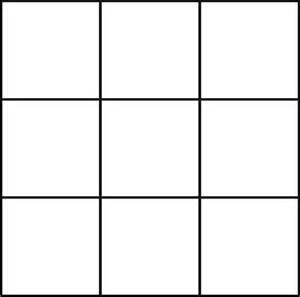bingo template posts