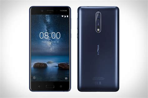 Hp Nokia Android 700 Ribuan nokia 8 smartphone uncrate