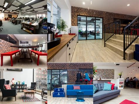 Omd Office by Industry Focus Five Media And Digital Company 196 244 S Office
