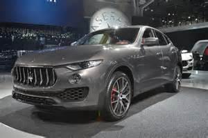 Maserati Nyc New York 2016 Maserati Levante Gtspirit
