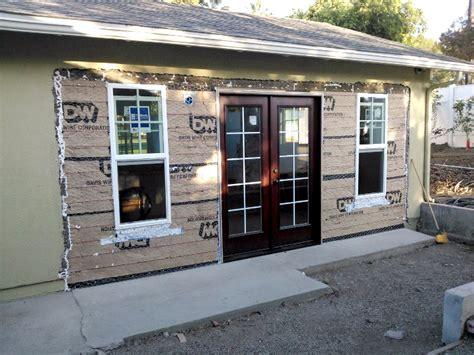 Convert 2 Garage Doors Into One Convert Garage Door To Window Home Design