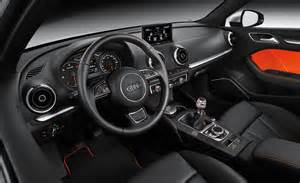Audi A 3 Interior Car And Driver