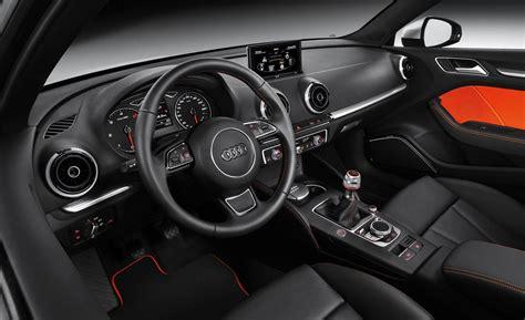 interior audi a3 sportback car and driver