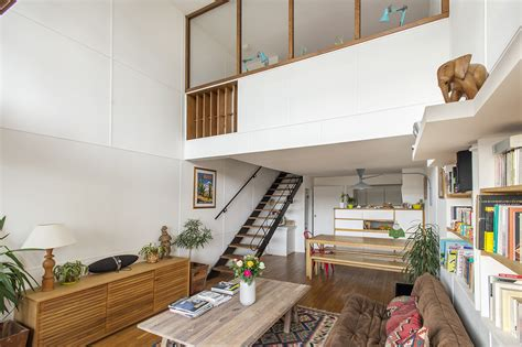 Marseille, Sainte Anne : Duplex Le Corbusier « montant »   Agence EA Marseille