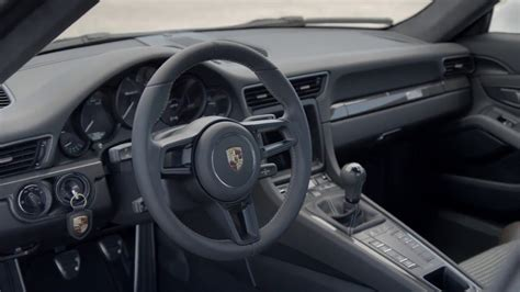 porsche 911 r interior the porsche 911 r interior design automototv