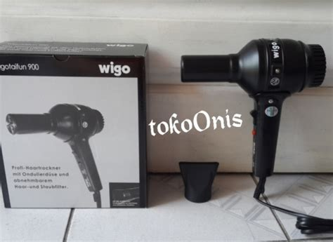Wigo Hair Dryer Diffuser harga hairdryer murah