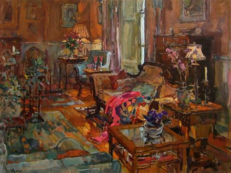 Dining Room Table Size Susan Ryder Rp Neac Artist And Painter Interiors And
