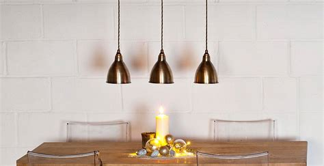 Jim Pendant Lights Brass Pendant Light