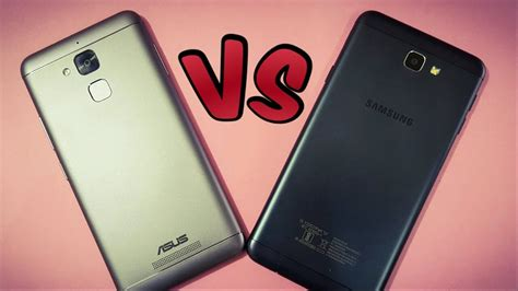 Samsung J7 Max Vs J7 Prime Asus Zenfone 3 Max Vs Samsung J7 Prime Great Comparison