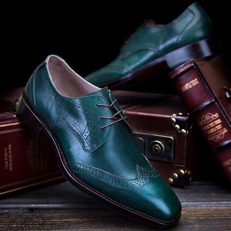 green dress shoes popular mens green dress shoes buy cheap mens green dress